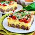 Caprese Sausage Breakfast Bake  Recipe