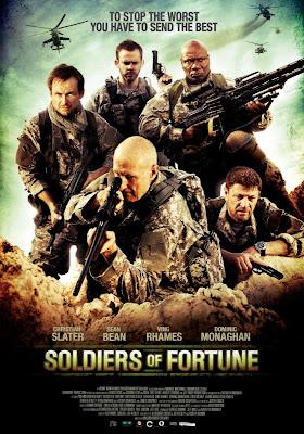 Poster de Ver Película Soldados de fortuna Online (2012)