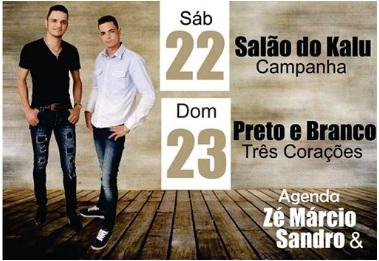 ZÉ MÁRCIO E SANDRO - SHOW