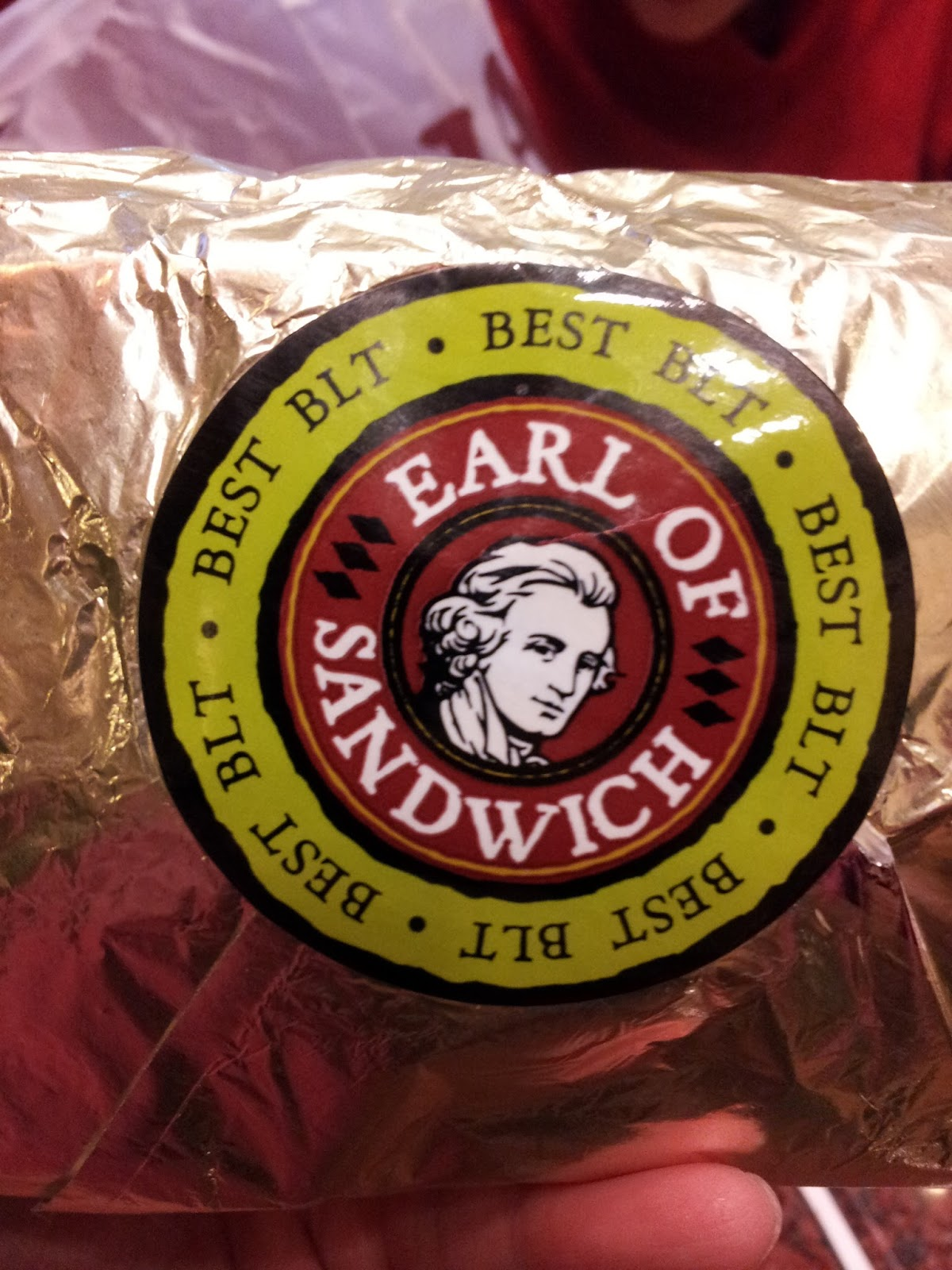 earl of sandwich best blt