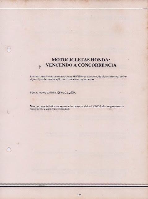 Arquivo%2BEscaneado%2B119 - Arquivo Confidencial: Motocicletas Honda - Vencendo a Concorrência.