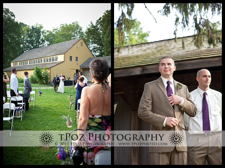Landis Valley Museum Wedding Ceremony Lancaster