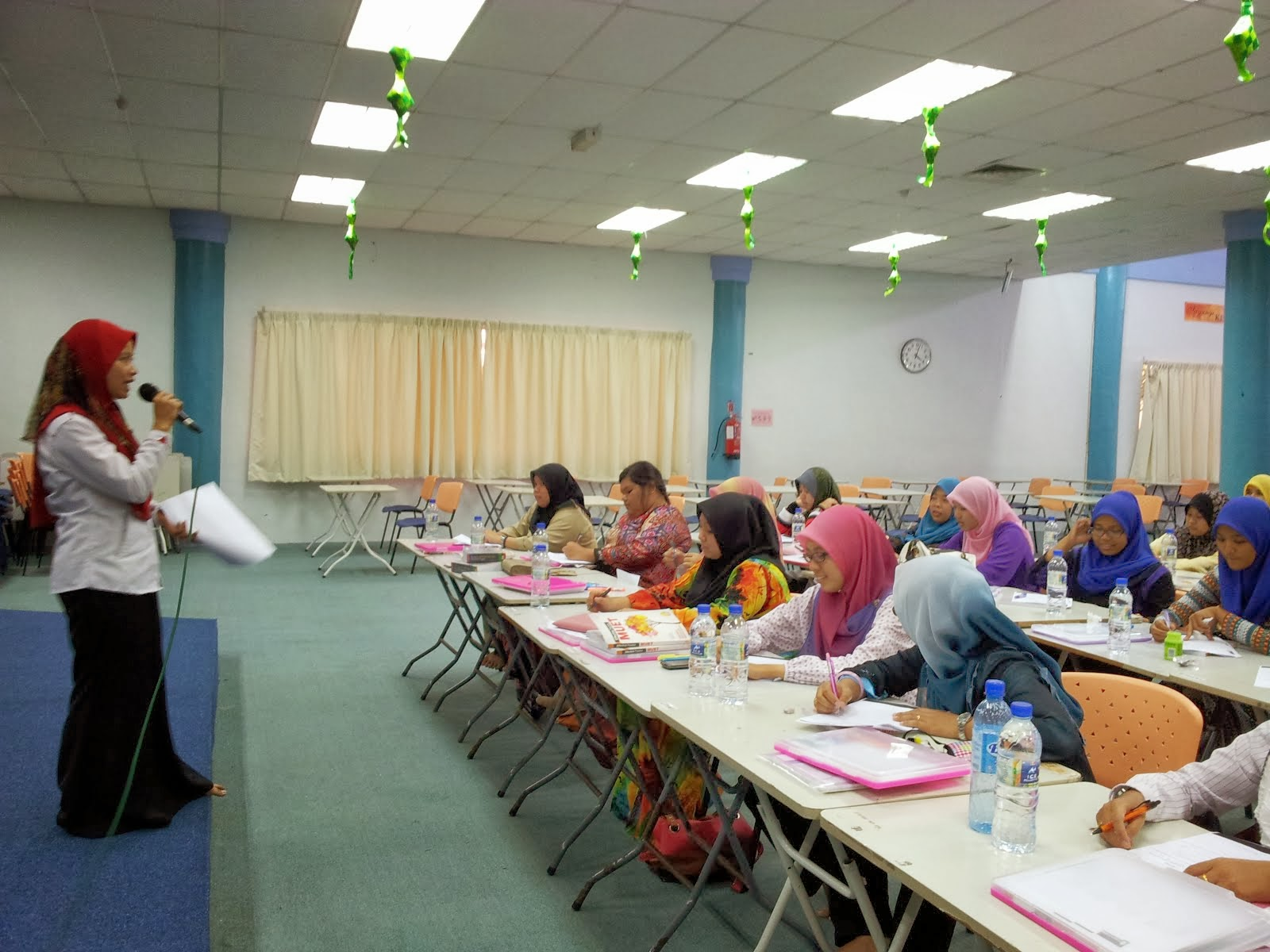 MUET Coaching 2013