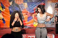 Star Cast of 'Grand Masti' at 'Malhar '13' festival for promotion