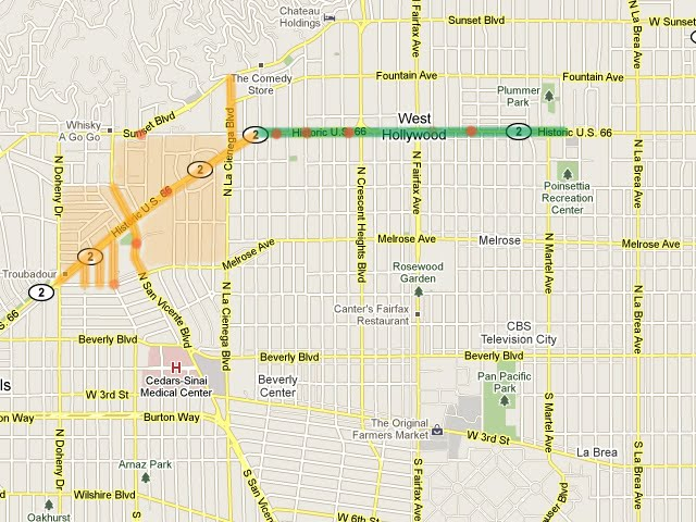 Map of Hollywood City Tourist Maps West Hollywood Street Map Pics – Tourist Map Of Hollywood