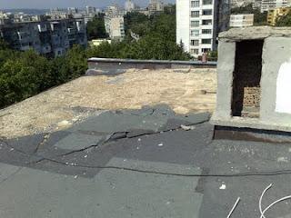 Покрив с хидроизолация Саламбо