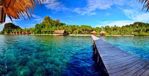 Lokasi Wisata Alam Terindah Di Indonesia
