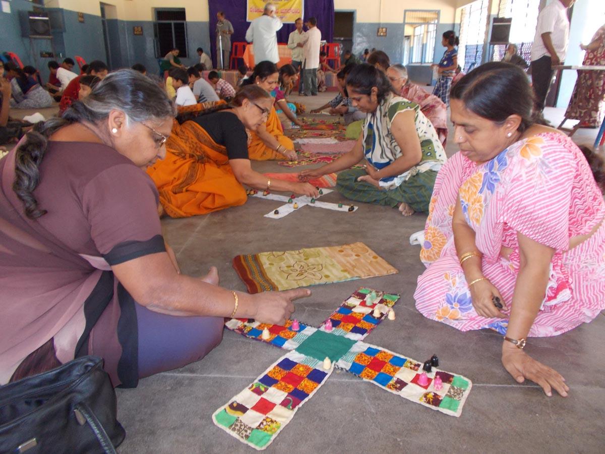Traditional games jugalbandi
