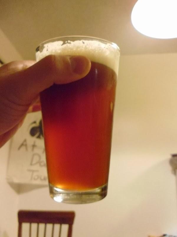Pale Ale Pour