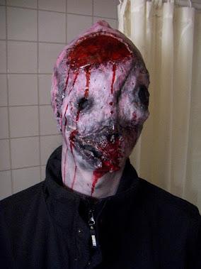 Henri Tiihonen: Creature. Make-up: Ari Savonen. EXI(S)T / Inmind Videozone 2.