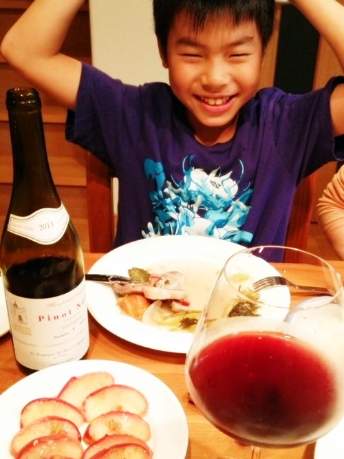 赤ワインと相性抜群のりんごのおつまみ・採れたて紅玉りんごのココナッツオイルソテー