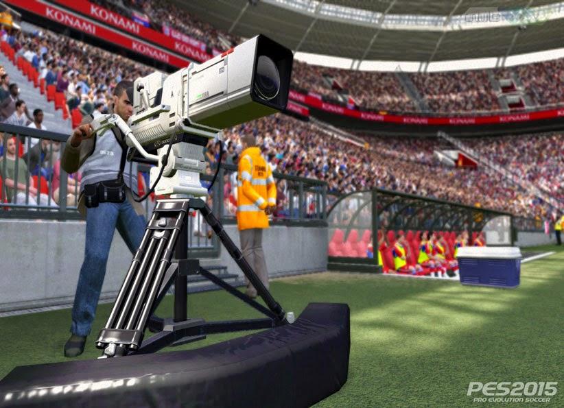PES Patch - Updates For Pro Evolution Soccer