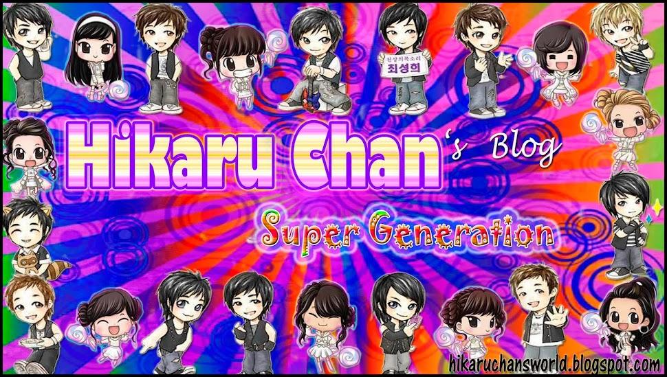 Hikaru Chan's blog ^-^