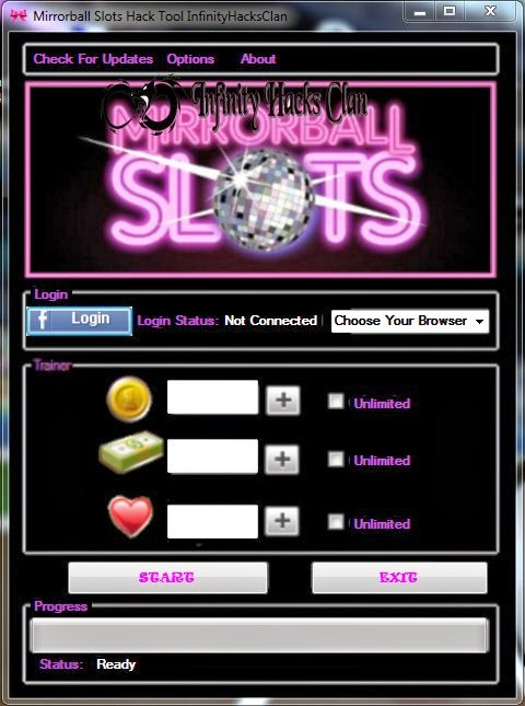 mirrorball slots cheat