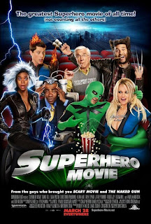 Ver online:Superhero Movie (2008)