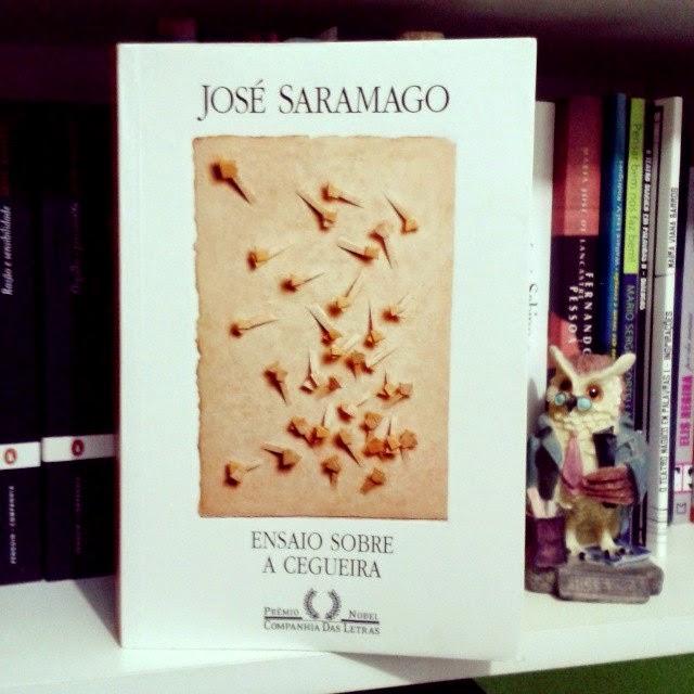 livro ensaio sobre a cegueira de josé saramago