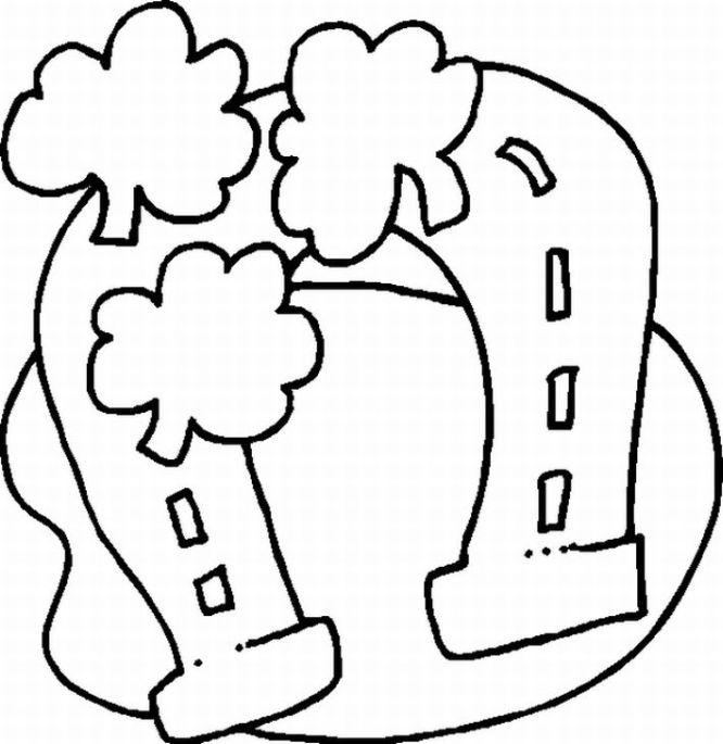 saint patricks day coloring pages - photo#16