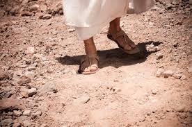 Pegadas de Jesus