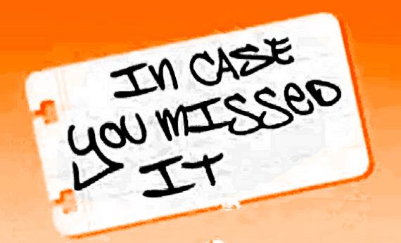 Retrospectiva informatiilor aparute in saptamana 3-9 septembrie 2012