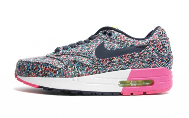 "Nike Air Max 1 SP ""Zic-Zac Print"" Pack"