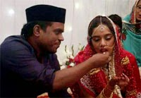 Yuvan Shankar Raja marriage video