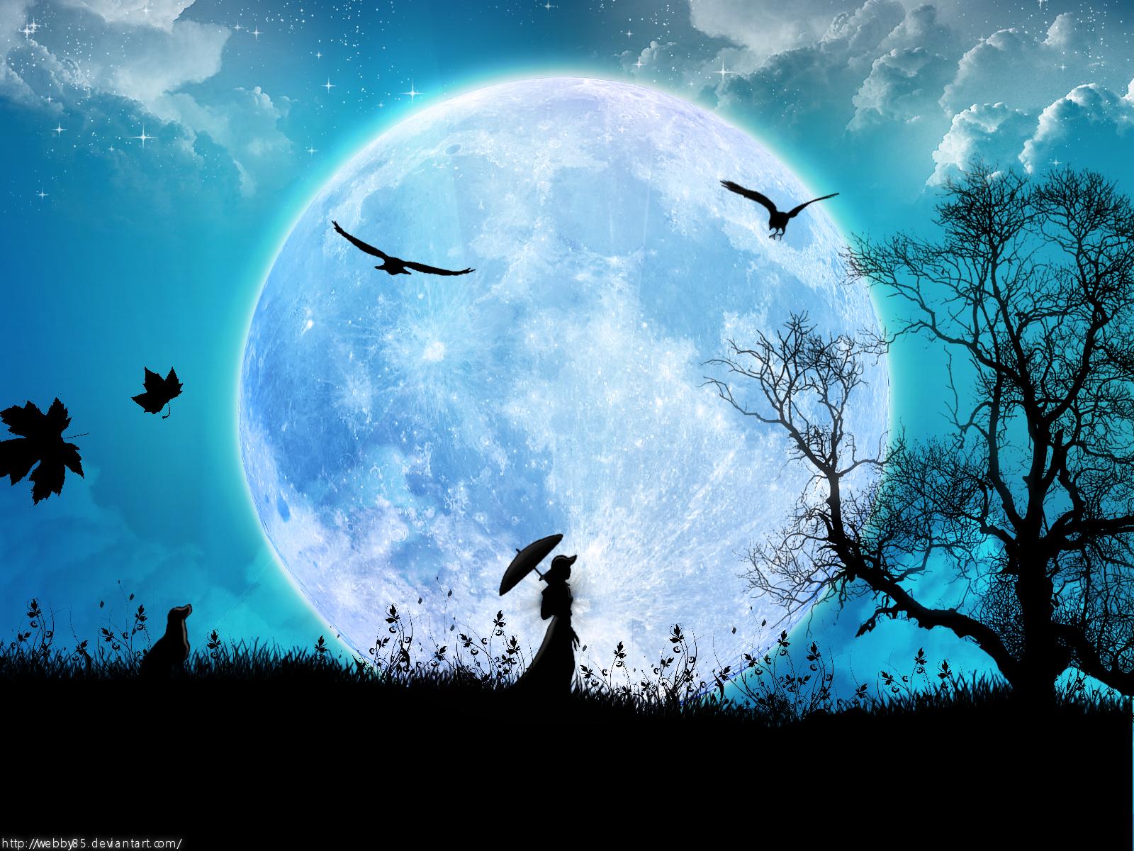 Quickening Moon Tonight