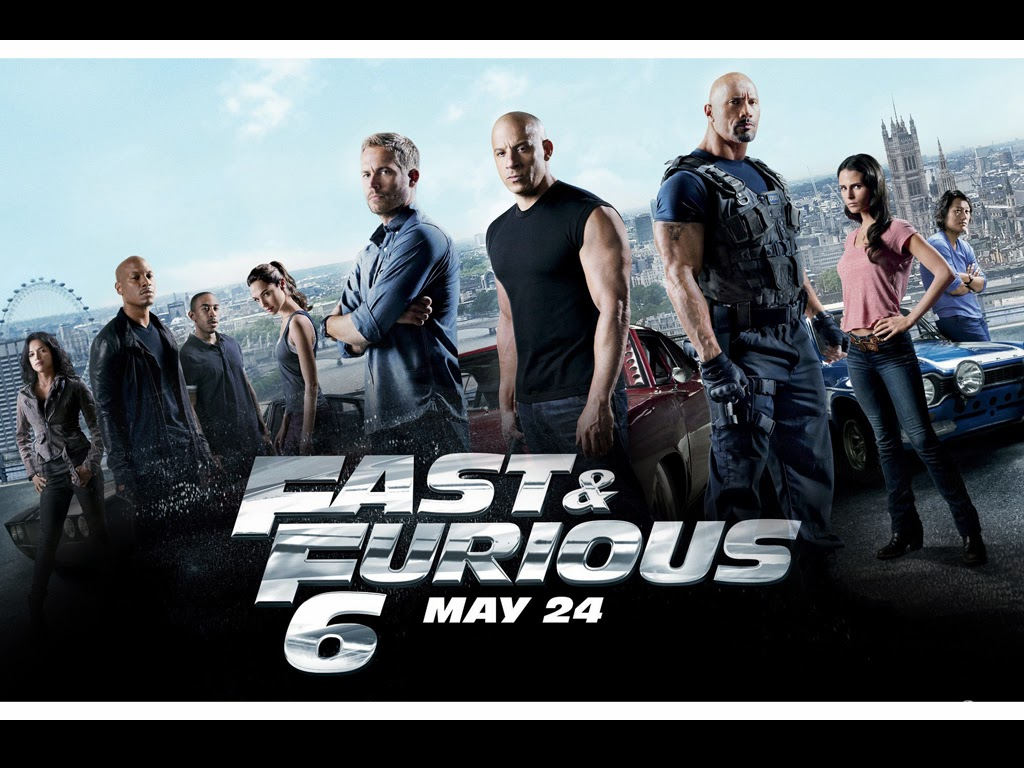 Fast & Furious 6 (2013) watch online