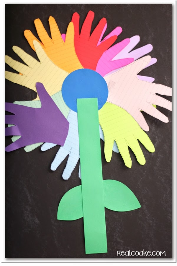 Flower power daisy girl scout craft for Girl scout daisy craft ideas