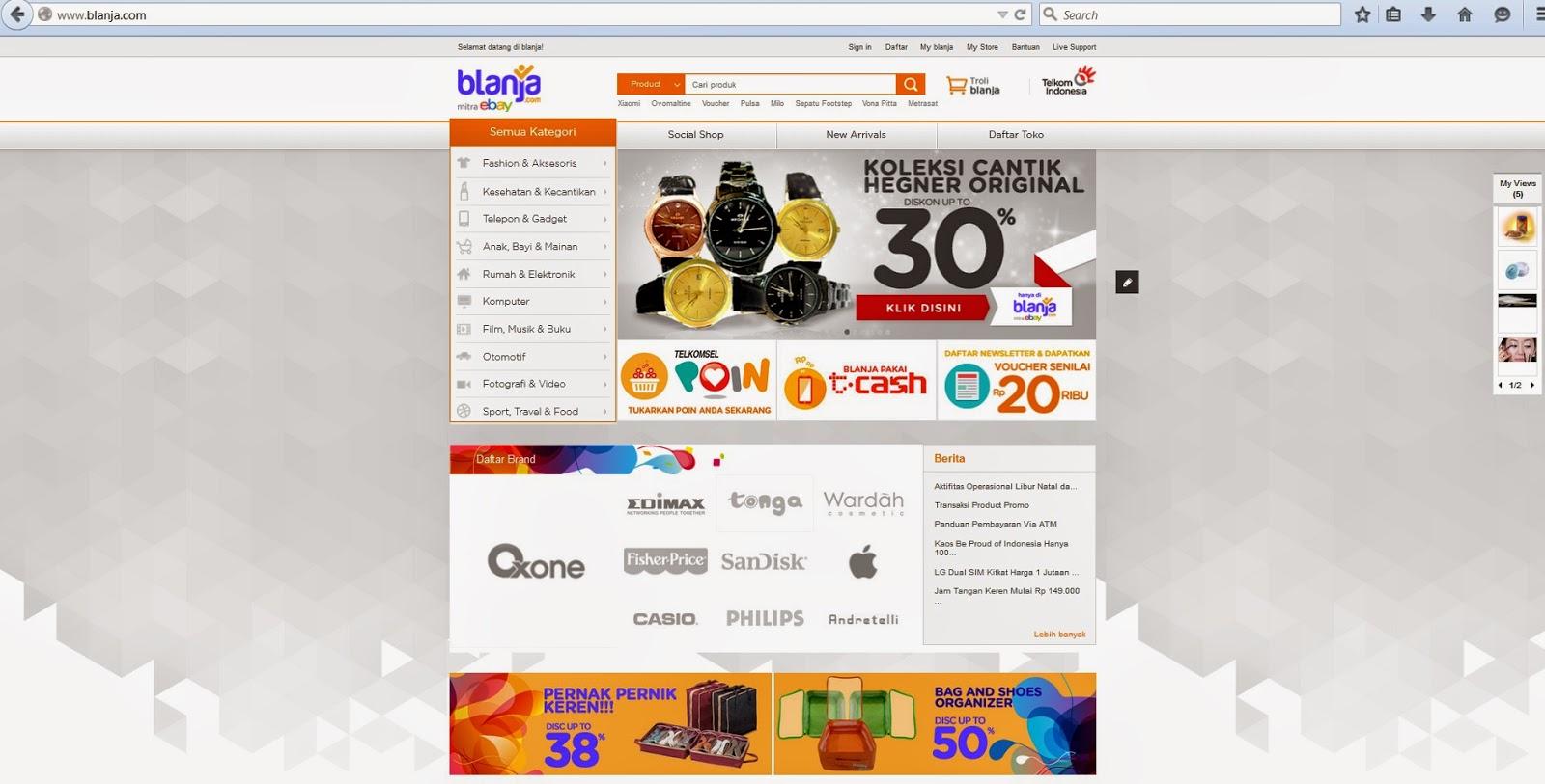 www.blanja.com