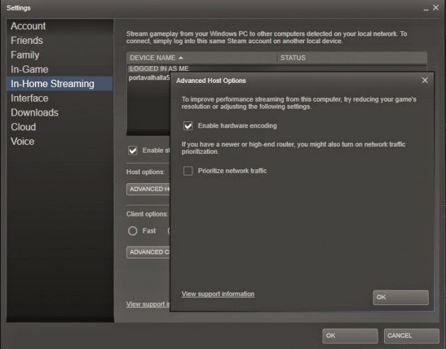 can you play non steam on steam machine