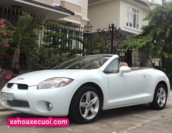 Cho thuê xe tự lái Mitsubishi Eclipse