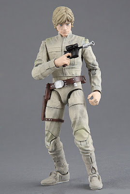 "Hasbro Star Wars The Black Series 6"" Bespin Luke Skywalker Figure"