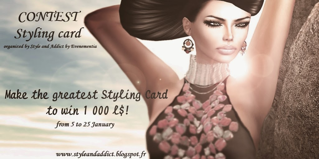 Contest Styling Card / 5-25 January