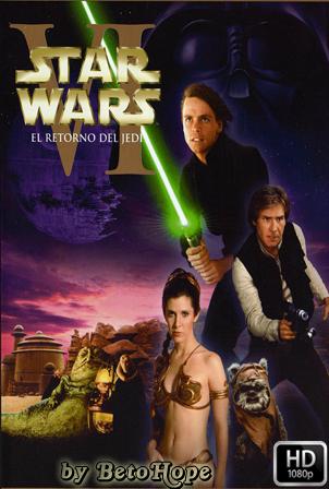 Star Wars Episodio 6: El retorno del Jedi [1080p] [Latino-Ingles] [MEGA]