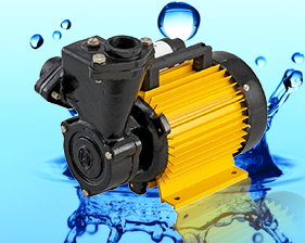 CRI XCITE-100 Self Priming Monoblock Pump (ENR-12) 1PH (1HP) Water Pump Online, India - Pumpkart.com