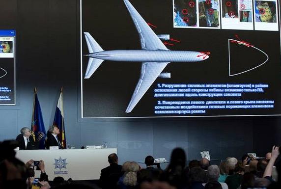 MH17 sah ditembak BUK buatan Rusia