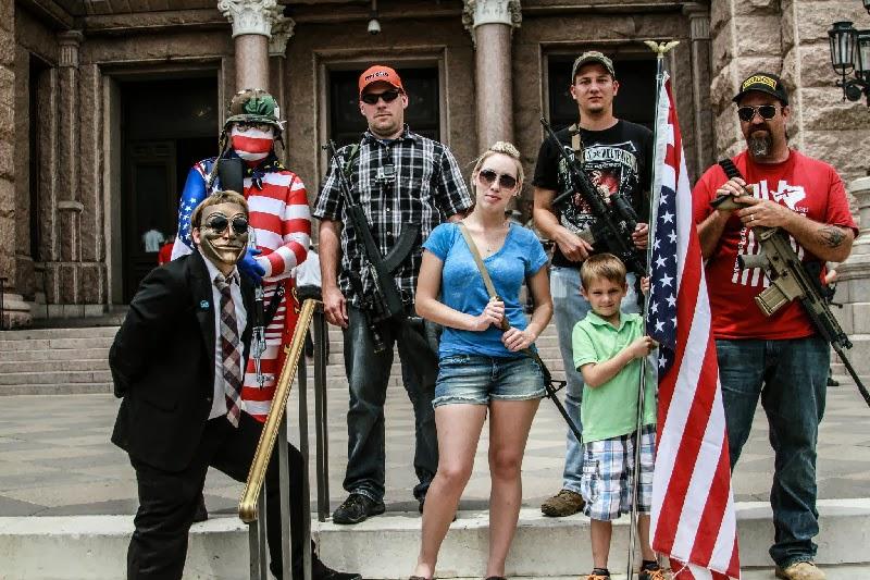 NRA Body-Checks Texas Open Carry