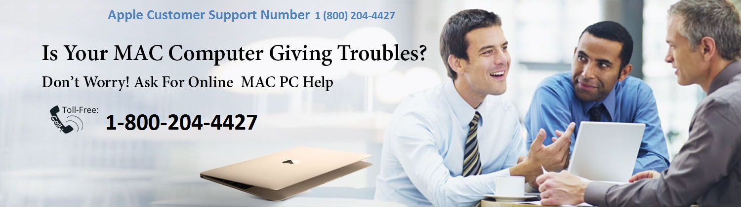 Apple Customer Support Number +1-800-204-4427