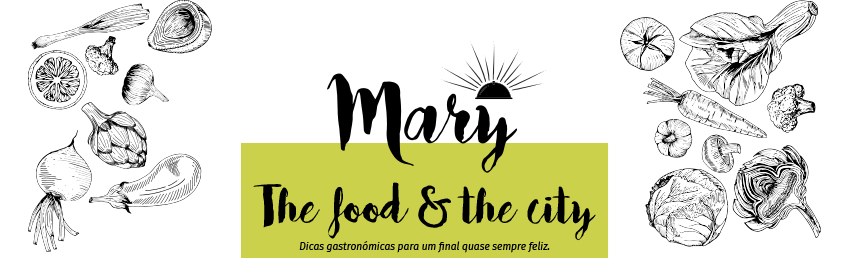 Mary, the food and the city
