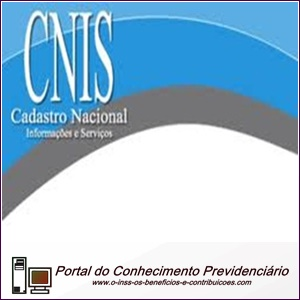 O INSS e como comprovar emprego que não consta no CNIS.