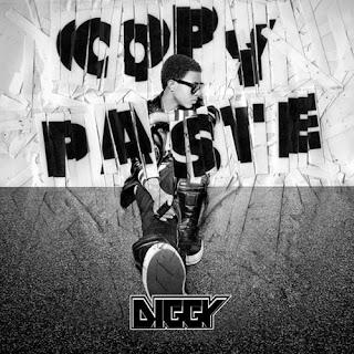Diggy Simmons - Copy, Paste Lyrics