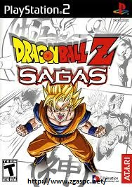 Free Download Games DragonBall Z Sagas PCSX2 ROM ISO Untuk Komputer Full Version ZGASPC