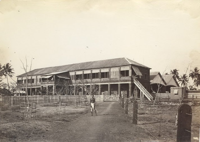 First Kozhikode Railway Station BEYPORE Chaliyam 1861