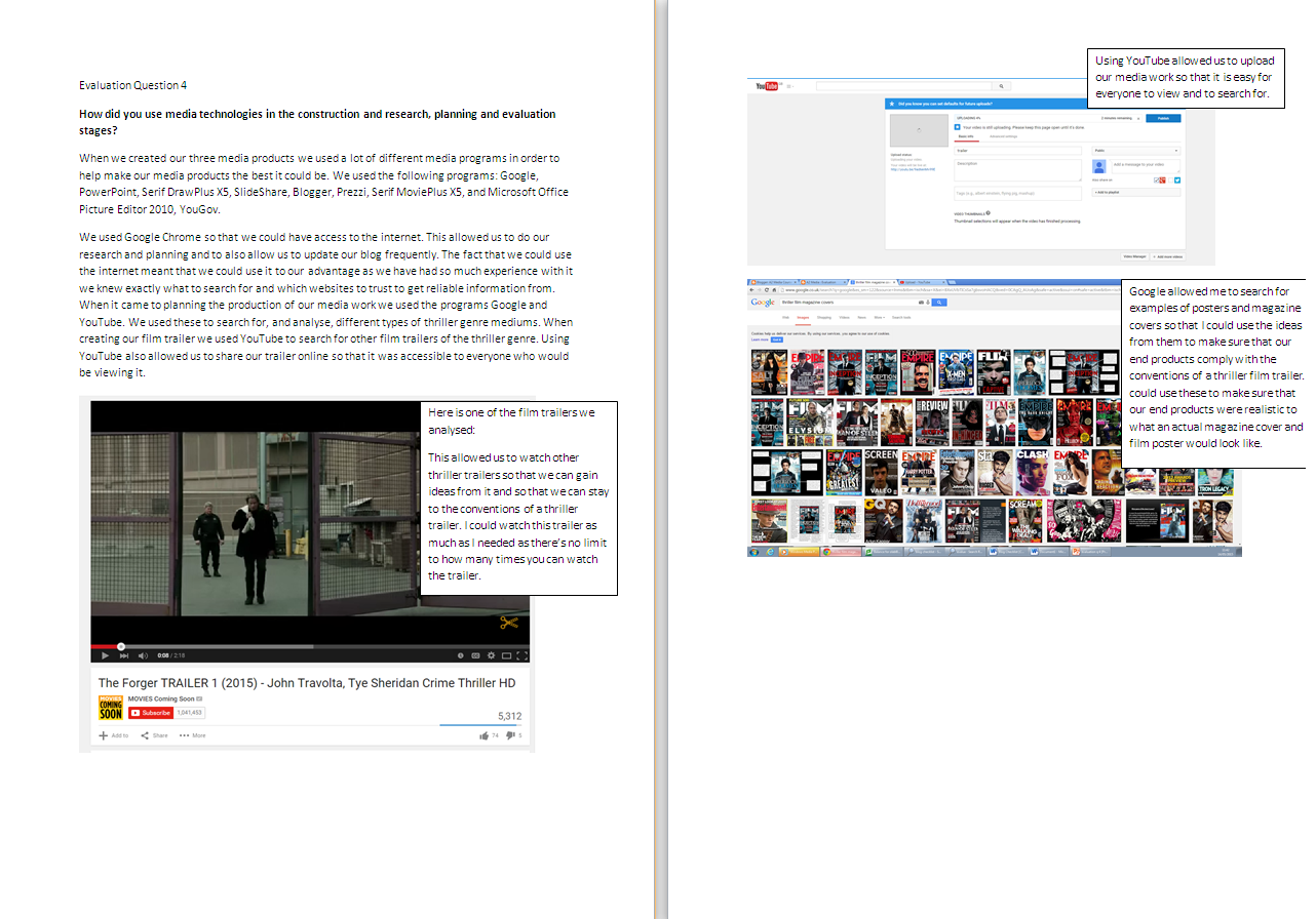 a2 media coursework evaluation A2 media coursework my a2 coursework will consist of a short film my short film short film codes and conventions evaluation.