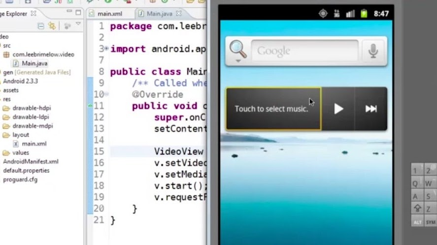 Android Software Development - Build Android Apps