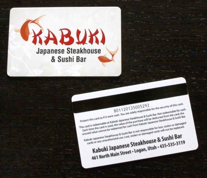 Restaurant Gift Card For Wedding Gift : ... Gift CardsRestaurant Gift Card PrintingPlastic Gift Cards