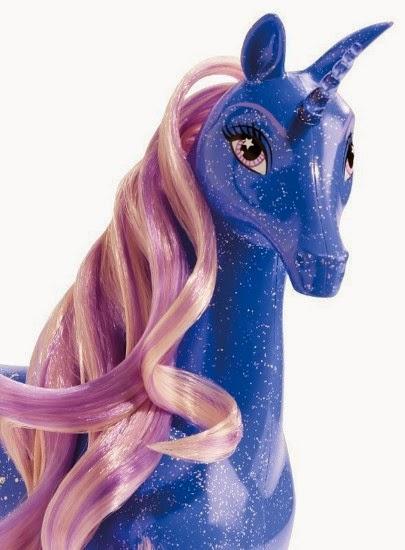 JUGUETES - MIA AND ME | Mia y yo  Unicornio Star | Estrella | Muñeco - Figura  Producto Oficial | Mattel BJR51 | A partir de 3 años