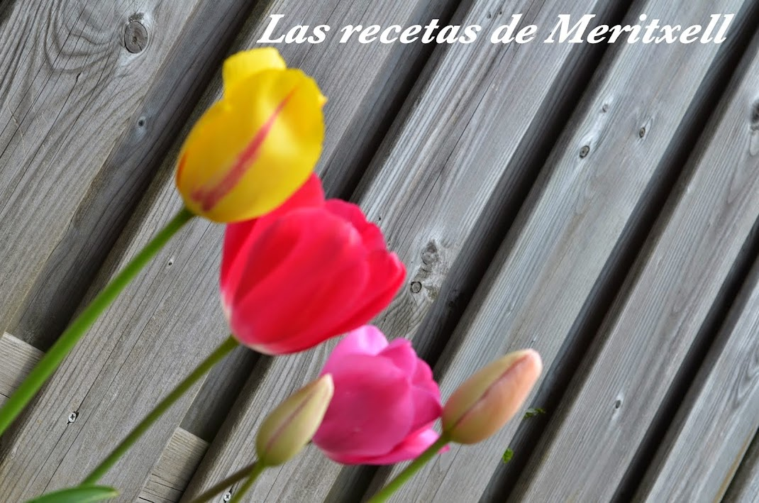 Las recetas de Meritxell