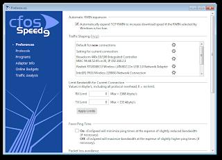 cFosSpeed 9.02 Build 2032 (TRIAL RESET)