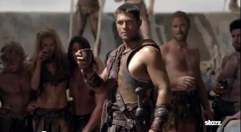 Spartacus Vengeance Episode 9 Promotional Clip   Free ...